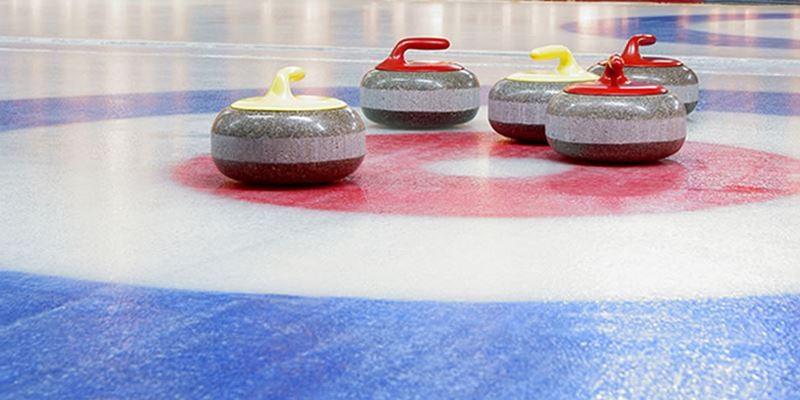 Đá sử dụng trong môn thể thao Curling cũng được làm từ Granite