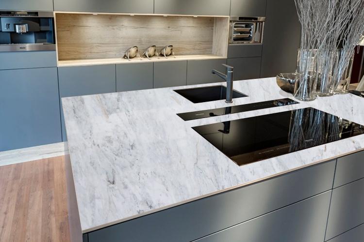 CB Calacatta marble design