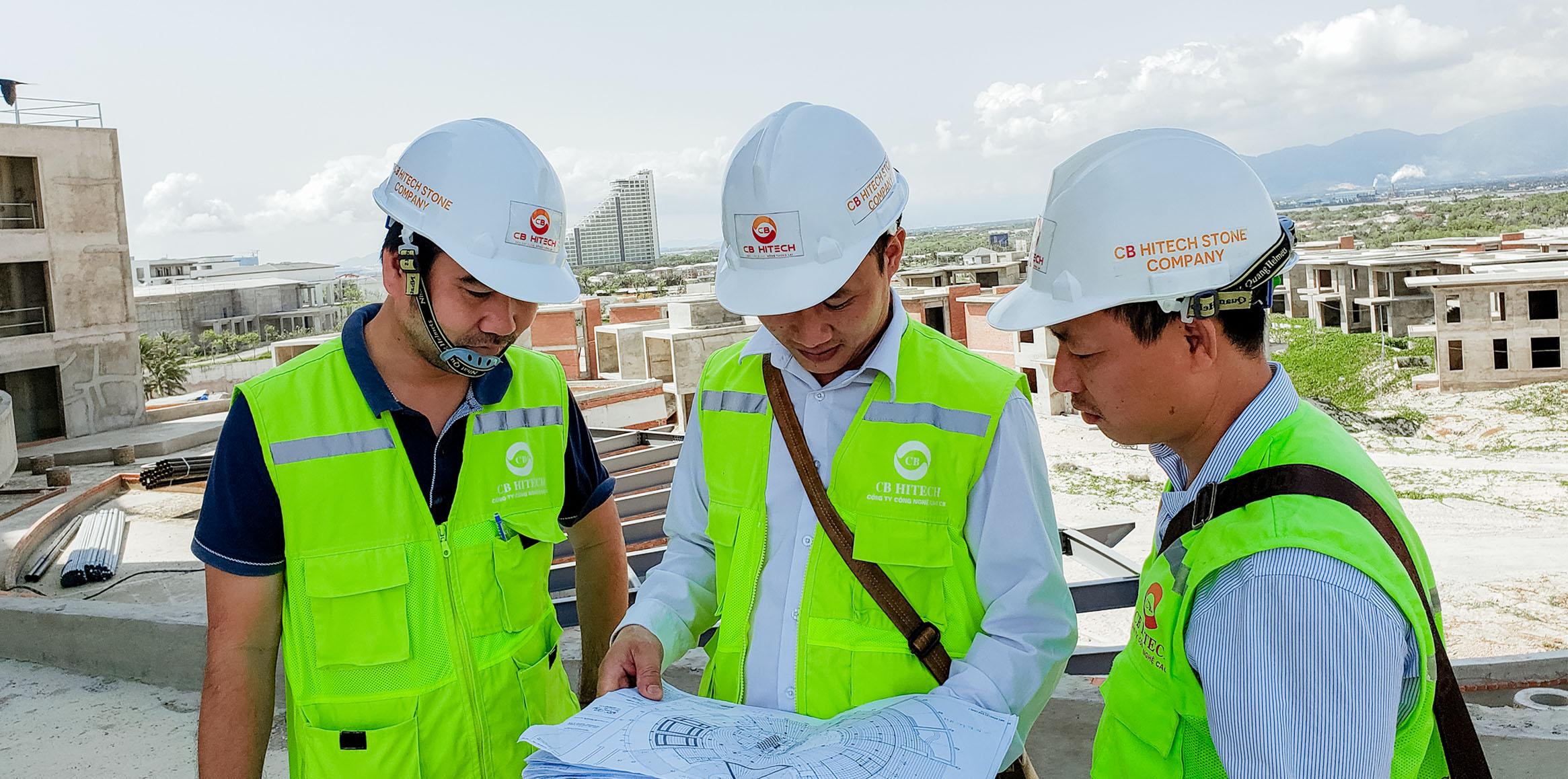 Đội ngũ Giám sát có trách nhiệm và chuyên môn cao