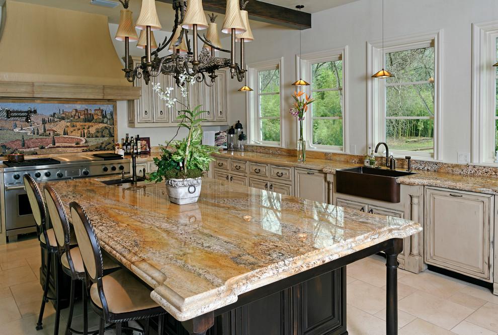 Interiors New Orleans - Khám phá ý tưởng thiết kế nhà bếp